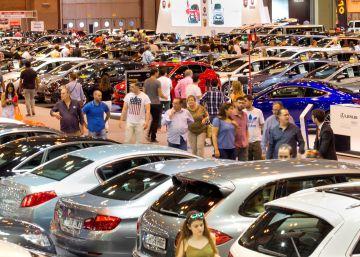5.000 coches buscan dueño en Ifema