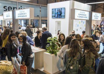 Una puerta abierta para estudiar en España