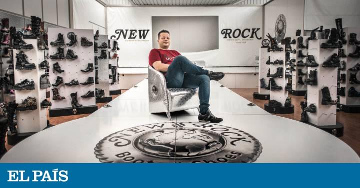 4353115b Las suelas sobre las que caminan los viejos rockeros   Economía   EL PAÍS