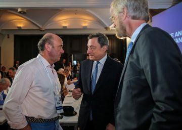Mario Draghi reclama más alzas salariales para completar la recuperación