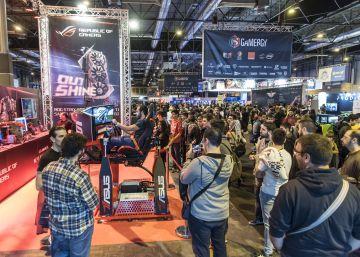 Ifema acoge a los amantes de los videojuegos