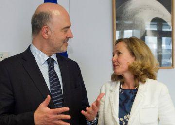 Las instituciones piden a España que baje la deuda ahora que hay margen