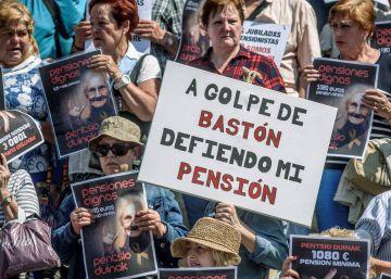 Los pensionistas recibirán el 27 de julio los atrasos de la subida de pensiones desde el 1 de enero