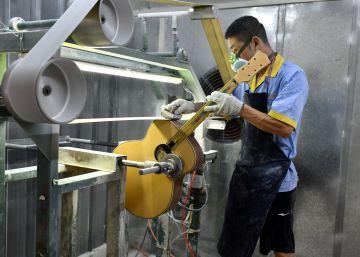 La economía china se ralentiza en el segundo trimestre