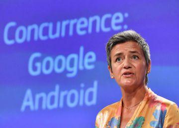 Bruselas da 90 días a Google para cesar la práctica monopolística de Android