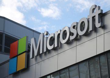 Microsoft gana un 35% menos en el ejercicio fiscal