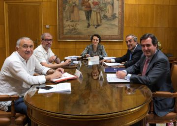 Sector y empresa en negociación colectiva