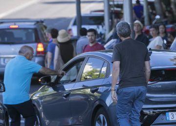 La huelga de taxis, últimas noticias en directo
