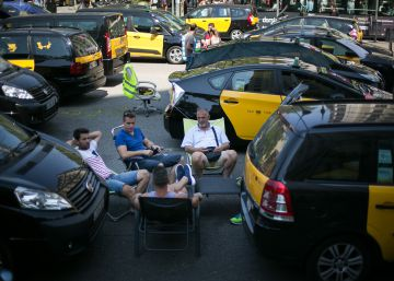 Las VTC siguen ganando terreno: ya hay más de una licencia por cada seis taxis