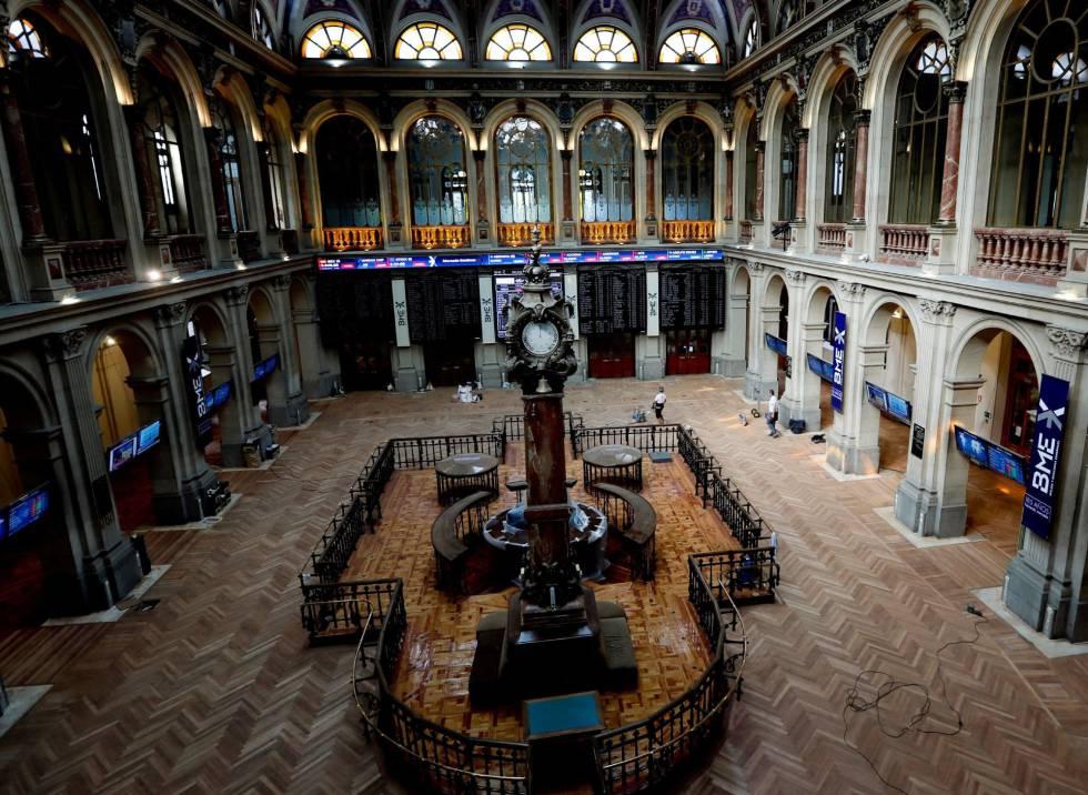 Las Bolsas europeas caen y el Ibex marca su nivel más bajo desde marzo
