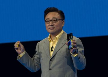 ?Los móviles Samsung con pantalla flexible estarán muy pronto en el mercado?