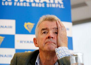 Los sindicatos de Ryanair convocan huelga de personal de cabina el 28 de septiembre