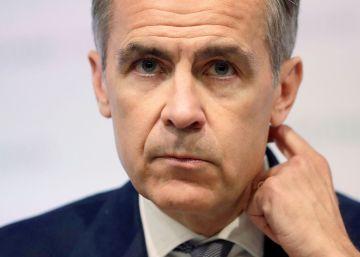 El Banco de Inglaterra avisa de que un Brexit sin acuerdo puede hundir un 35% el precio de la vivienda
