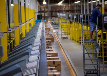 El 'efecto Amazon' cambia la economía