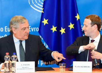 Bruselas planta cara a las tecnológicas por el uso de datos y los impuestos