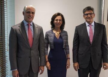 Ana Botín nombra 'número dos' del Santander a Andrea Orcel, un banquero de UBS