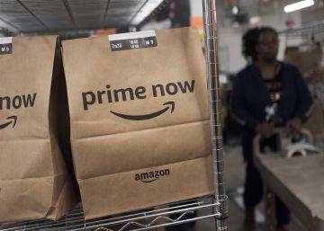 Amazon eleva el salario mínimo que paga a sus empleados de Estados Unidos