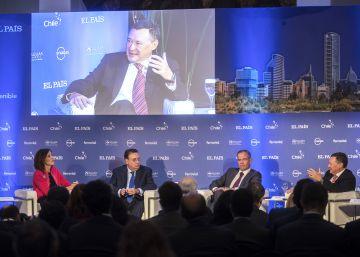 Las empresas españolas destacan la estabilidad de Chile frente a los retos económicos