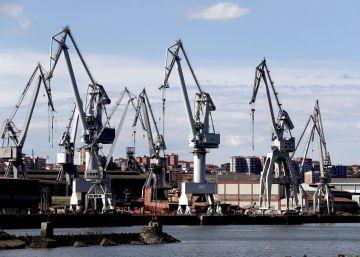 La Naval de Sestao extingue sus 177 empleos en el proceso de liquidación