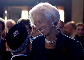 Lagarde, al Gobierno italiano: ?Hay que respetar las reglas del club al que se pertenece?