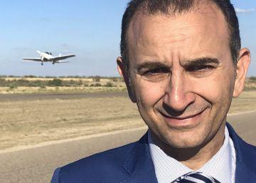 El líder de los empresarios del futuro aeropuerto: ?Las ?low cost? nos dicen que están muy interesadas?