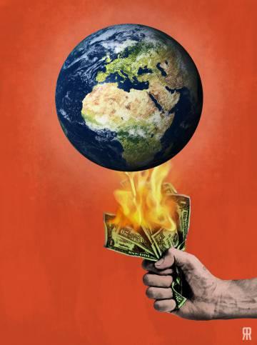 Nordhaus y la economía del cambio climático