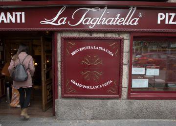 El apetito voraz de La Tagliatella