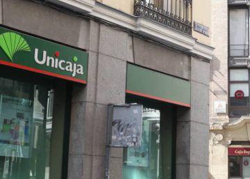 Unicaja Banco gana 142 millones de euros hasta septiembre, un 18,4% más