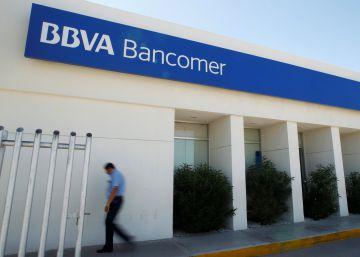 El BBVA cae un 5,86% en Bolsa por el plan de México de limitar las comisiones