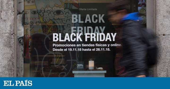 Black Friday 2018  ¿Qué descuentos preparan las grandes marcas ... 9a7b19a57ce