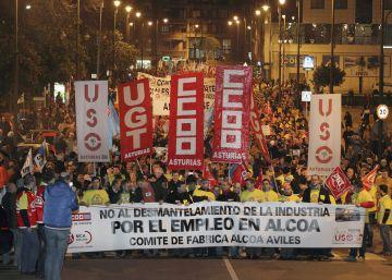 Alcoa propone despedir a dos tercios de la plantilla en Avilés el 15 de enero