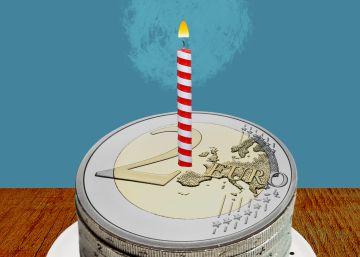 Euro, 20 años no es nada