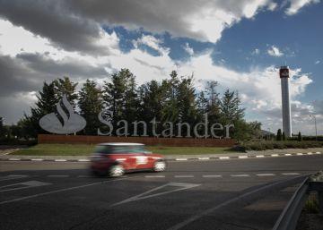 El Santander exige que se investigue al fondo que quiere comprar su sede de la Ciudad Financiera