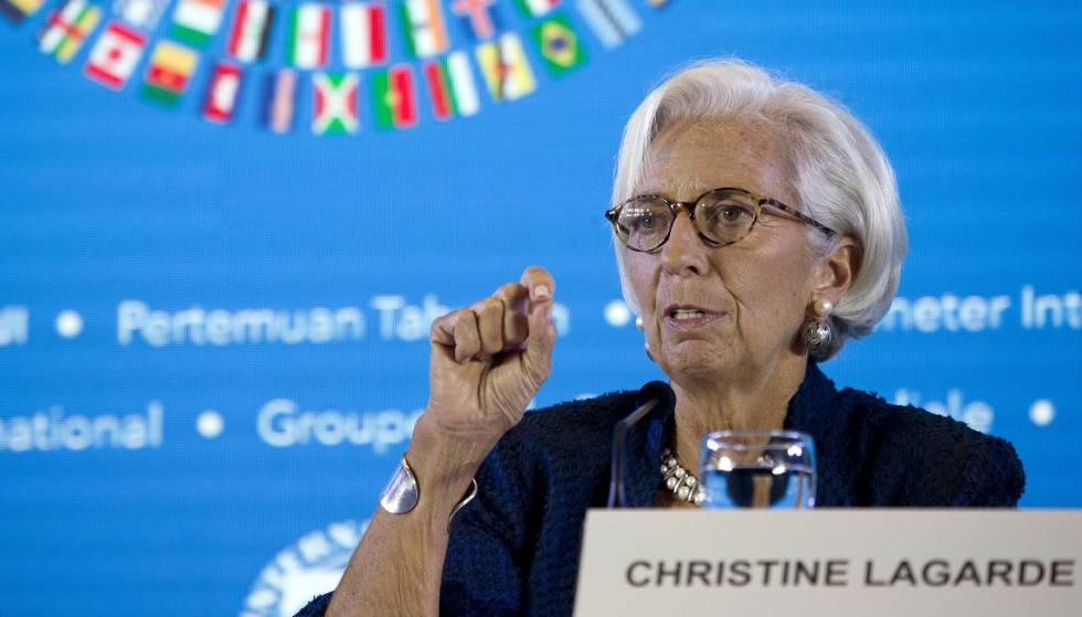 El FMI rebaja las perspectivas de crecimiento mundial por la guerra comercial