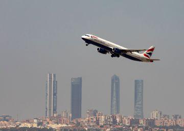 El avión se dispara en España un 10% en 2018 y alcanza niveles precrisis