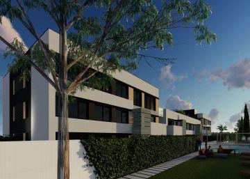 Vía Célere lanza el primer bloque de pisos totalmente industrializado en España