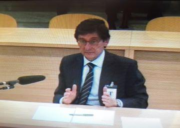 Goirigolzarri admite que temió una fuga de depósitos en Bankia en mayo de 2012