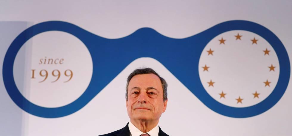 El BCE alerta del envejecimiento del mercado laboral de la zona euro