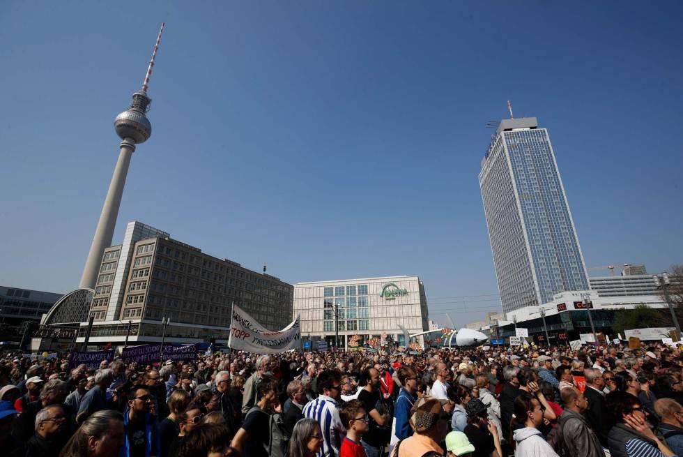 El referéndum que antes de nacer ya agita el debate del alquiler en Berlín