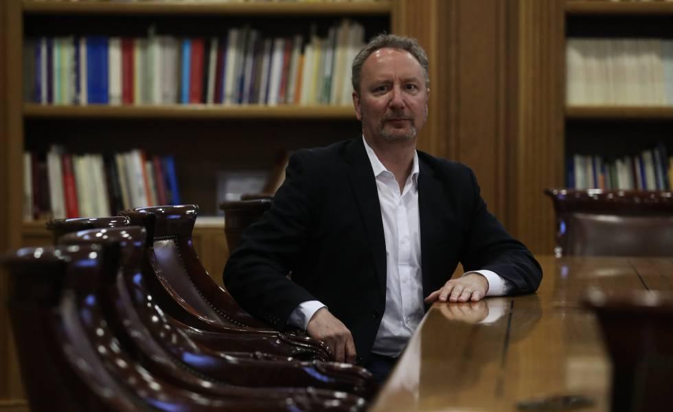 """Mark Blyth: """"Europa está atrapada en unas ideas económicas que ya no sirven"""""""