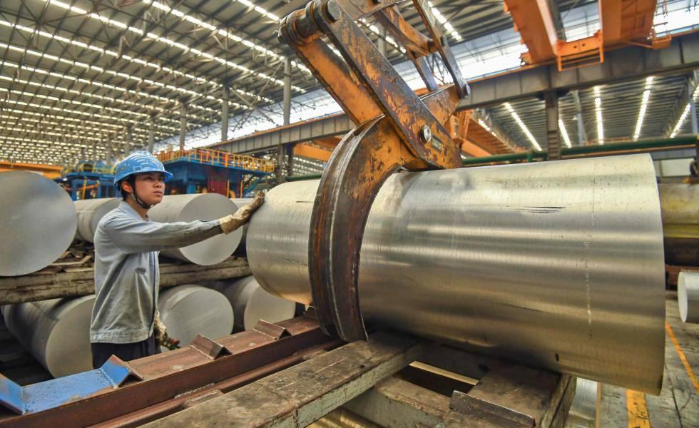 La economía china se estabiliza en el 6,4% en el primer trimestre