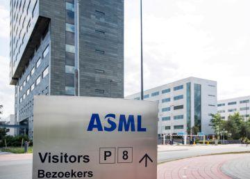 La holandesa ASML sufre el espionaje de un grupo de empleados chinos