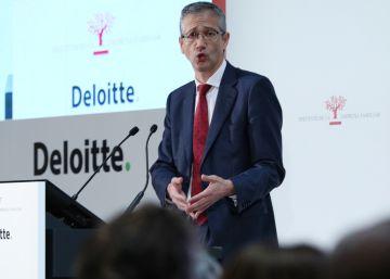 El gobernador del Banco de España pide un Gobierno estable que haga reformas de consenso