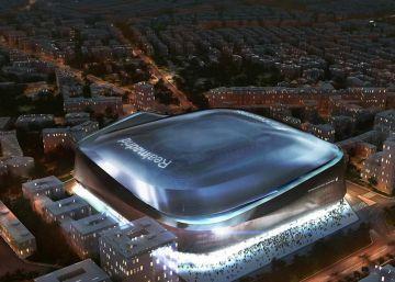 El Real Madrid encarga la reforma del Santiago Bernabéu a FCC