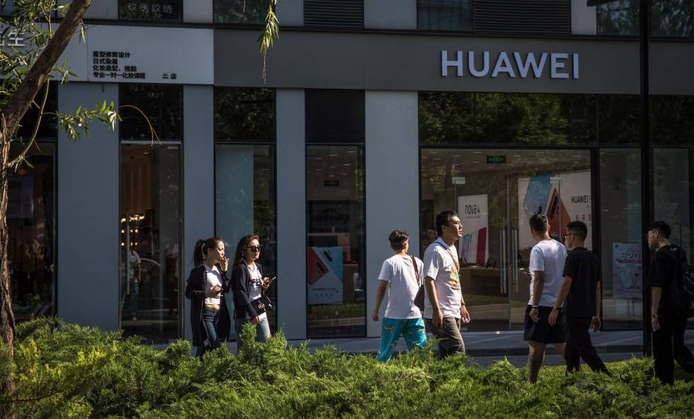 La guerra fría entre EE UU y China sacude el mercado tecnológico