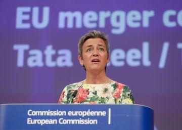 Bruselas veta la fusión de las siderúrgicas Tata y Thyssenkrup