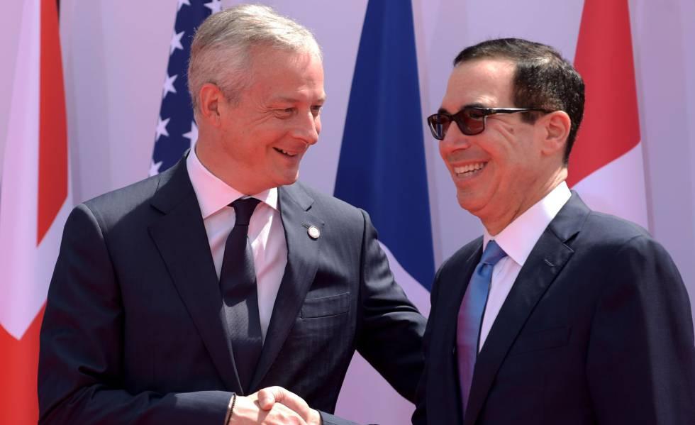El G7 pone bajo la lupa a las criptodivisas