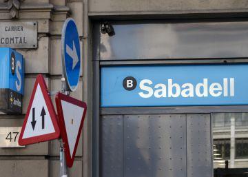 Banco Sabadell crece un 341% en el primer semestre y gana 532 millones