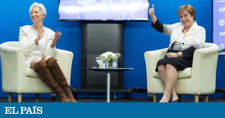 La búlgara Kristalina Georgieva será la candidata europea a dirigir el FMI