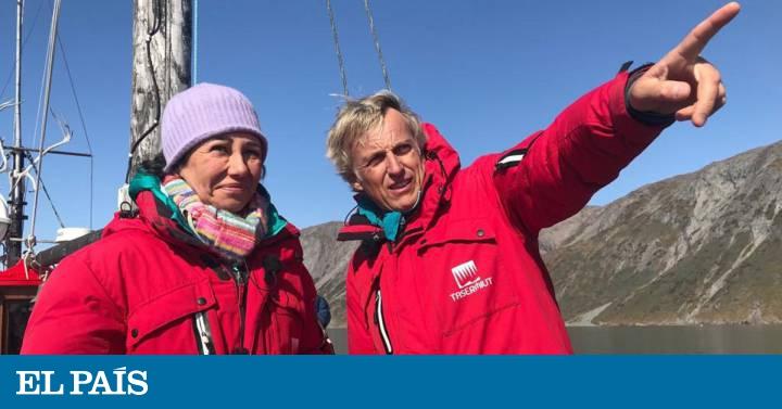 Ana Botín viaja a Groenlandia para participar en Planeta Calleja